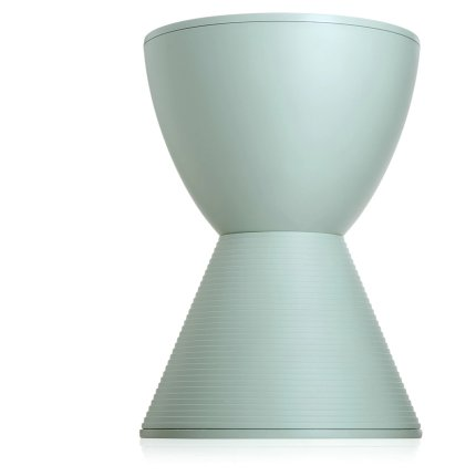 Masuta Kartell Prince Aha design Philippe Stark, d30cm, h43cm, verde