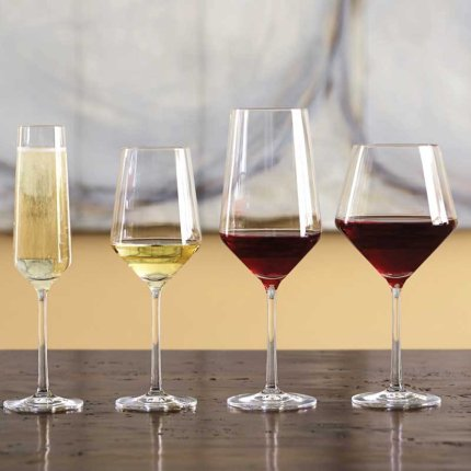 Set 2 pahare vin rosu Zwiesel Glas Pure Bordeaux 680ml