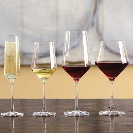 Set 4 pahare vin alb Zwiesel Glas Pure Sauvignon Blanc 408ml