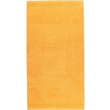Prosop baie Cawo Essential Uni 70x140cm, 552 portocaliu