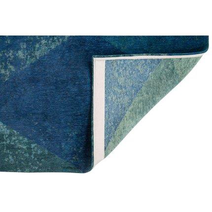 Covor Christian Fischbacher Lisboa, colectia Antiquarian, 200x280cm, Saphir Blue