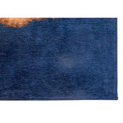Covor Christian Fischbacher Linares, colectia Atlantic, 140x200cm, Navy