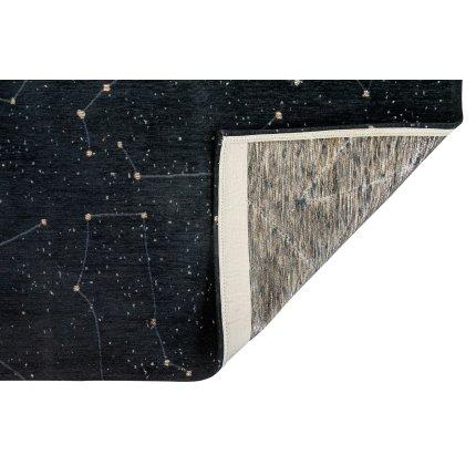 Covor Christian Fischbacher Celestial, colectia Neon, 170x240cm, Night Sky