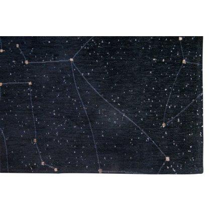 Covor Christian Fischbacher Celestial, colectia Neon, 140x200cm, Night Sky