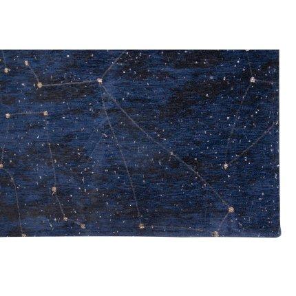 Covor Christian Fischbacher Celestial, colectia Neon, 200x280cm, Midnight Blue