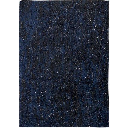 Covor Christian Fischbacher Celestial, colectia Neon, 240x340cm, Midnight Blue