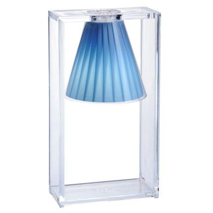 Veioza Kartell Light Air design Eugeni Quitllet, 32x17x14cm, bleu