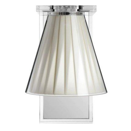 Aplica Kartell Light Air design Eugeni Quitllet, 21x14x17cm, bej