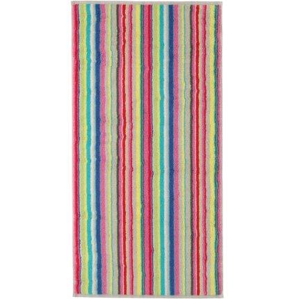 Prosop baie Cawo Viva Stripes 70x140cm, 23 multicolor
