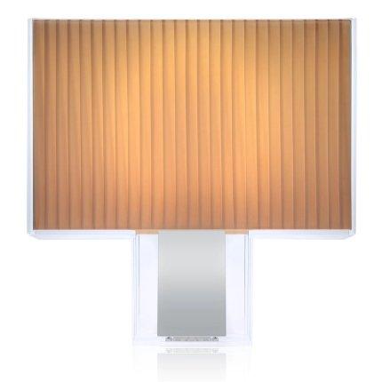 Veioza Kartell Tati design Ferruccio Laviani, 46x47x15cm, ivoire