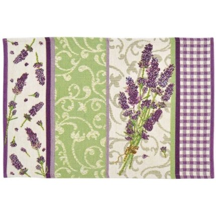 Suport farfurii Sander Gobelins Lavender Stripe 32x48cm, 40 Original