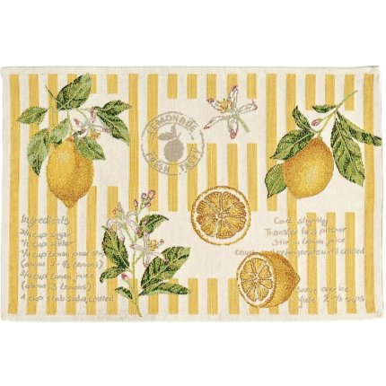 Suport farfurii Sander Gobelins Lemons 32x48cm, 40 Original