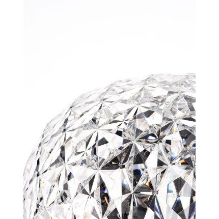 Veioza Kartell Planet design Tokujin Yoshioka, LED, d33cm, transparent