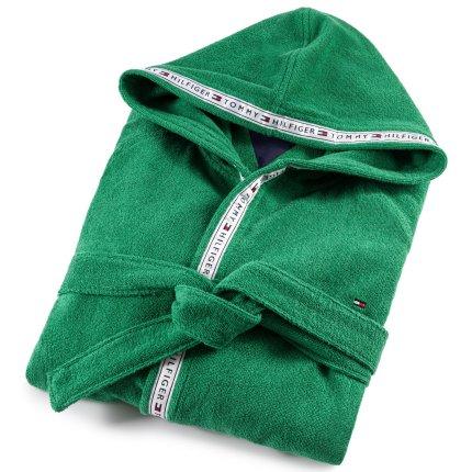 Halat de baie Tommy Hilfiger Timeless XL, Green