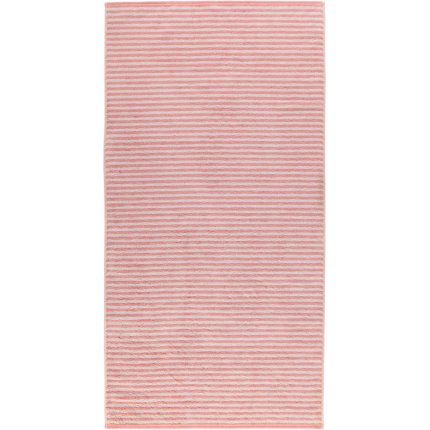 Prosop baie Cawo Campus Stripes 70x140cm, 27 rosu