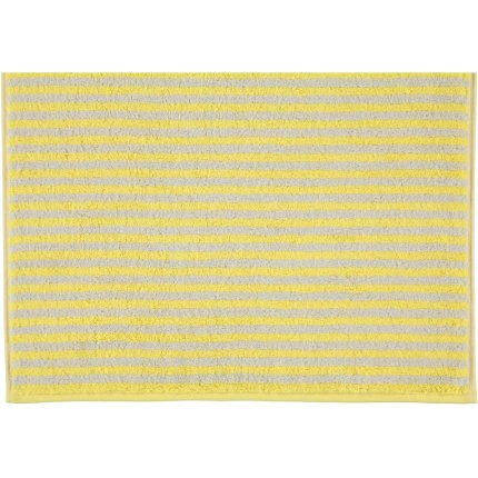 Prosop baie Cawo Campus Stripes 70x140cm, 57 galben lemon