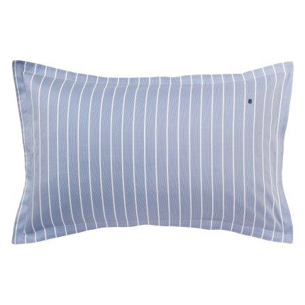 Fata de perna Tommy Hilfiger Vertical Stripes 50x80cm, Denim