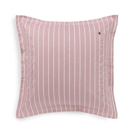 Fata de perna Tommy Hilfiger Vertical Stripes 65x65cm, Bordeaux