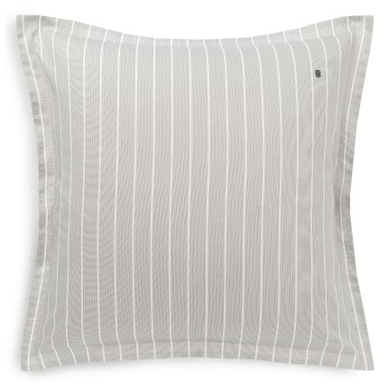 Fata de perna Tommy Hilfiger Vertical Stripes 65x65cm, Grey