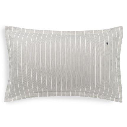 Fata de perna Tommy Hilfiger Vertical Stripes 50x80cm, Grey