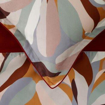 Fata de perna Descamps Passion 65x65cm, Grenat
