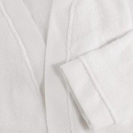 Halat de baie kimono Descamps Prestigieuse, S, Mariee