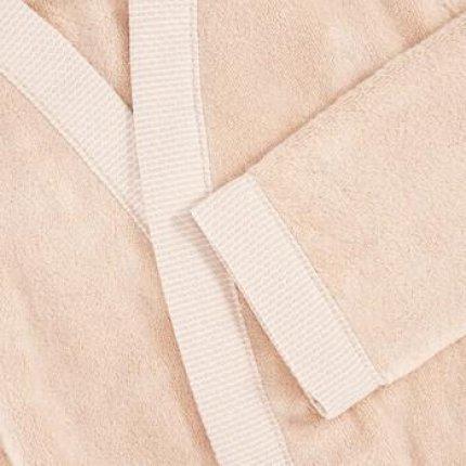 Halat de baie kimono Descamps Prestigieuse, M, Dune