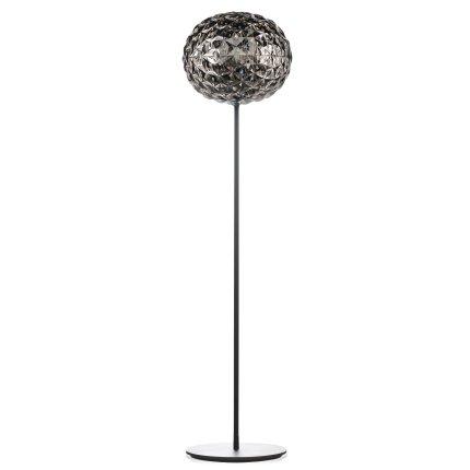 Lampadar Kartell Planet design Tokujin Yoshioka, LED, d31cm, h130cm, fumuriu