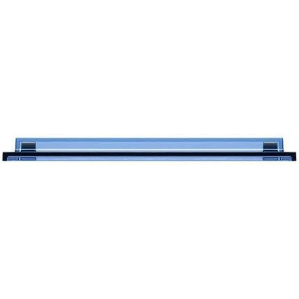 Etajera Kartell by Laufen Shelfish design Ludovica & Roberto Palomba, 45x15cm, albastru