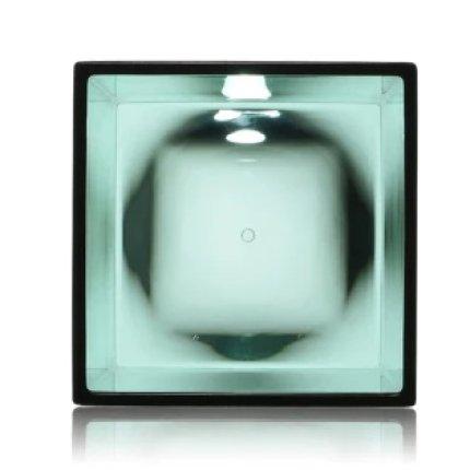 Suport periute dinti Kartell Boxy design Ludovica & Roberto Palomba, aquamarin