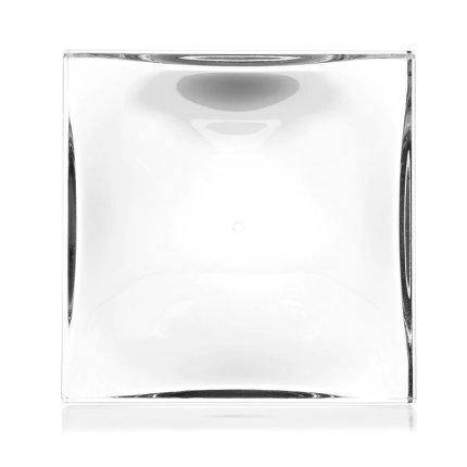 Savoniera Kartell Boxy design Ludovica & Roberto Palomba, transparent