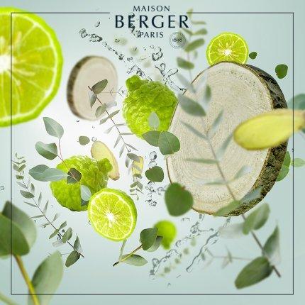 Rezerve ceramice odorizant masina Berger Aroma Wake-up Woody Breeze 2 piese