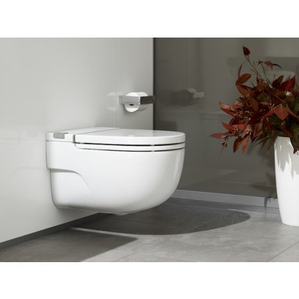 Vas wc suspendat Roca Meridian Rimless 36x56cm