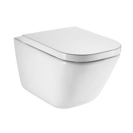 Vas WC suspendat Roca The Gap RimLess, 54x34.7cm