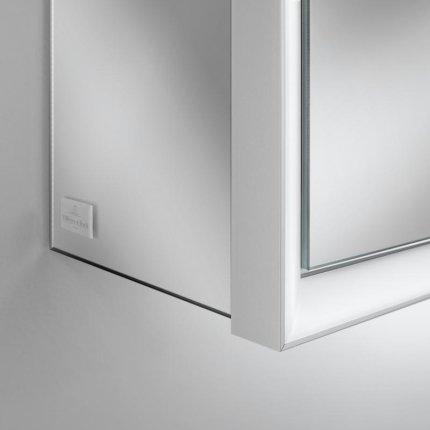 Dulap cu oglinda Villeroy&Boch My View Now 60x75x16.8cm cu iluminare LED