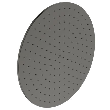 Palarie de dus Ideal Standard Ideal Rain Round 400x400, gri magnetic