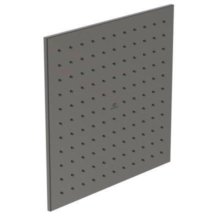 Palarie de dus Ideal Standard Ideal Rain Square 300x300, gri magnetic