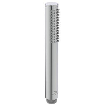 Coloana de dus Ideal Standard cu baterie termostatata Ceratherm S200 si palarie Square 300x200mm