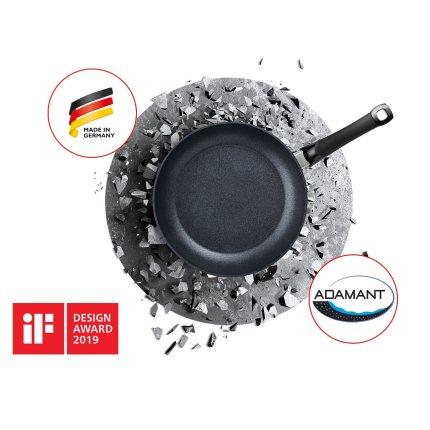 Tigaie Fissler Adamant Premium 28cm, suprafata anti-aderenta, inductie