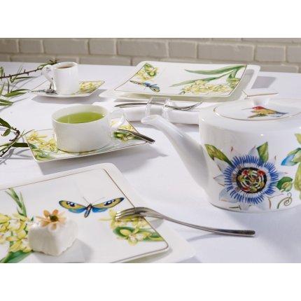 Farfuriuta pentru ceasca ceai Villeroy & Boch Amazonia 17x14cm