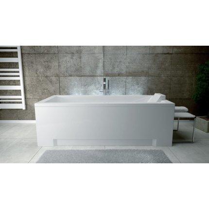 Cada baie rectangulara Besco Modern 160x70cm, acril