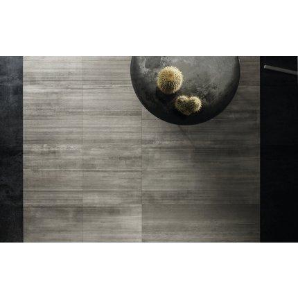 Gresie portelanata rectificata Diesel living Arizona Concrete Smooth 60x60cm, 9mm, Greige
