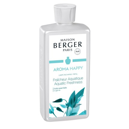 Parfum pentru lampa catalitica Berger Fraicheur Aquatique 500ml