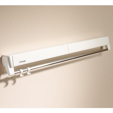 Uscator de rufe Artweger ArtDry 80 cm, montare pe perete, alb