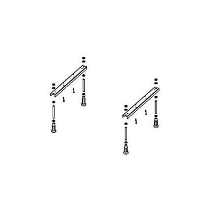 Picioare suport pentru cada acril Vidima