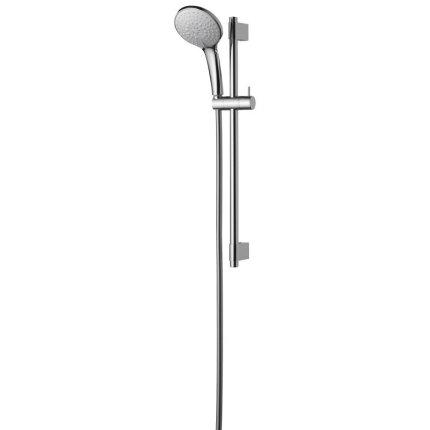 Set dus Ideal Standard IdealRain Pro cu 3 functii, bara 600 mm, furtun 1750 mm