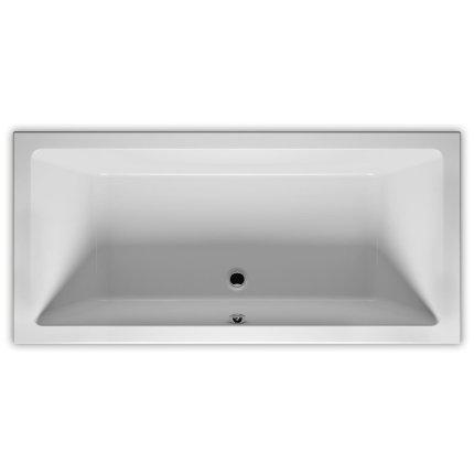 Cada baie rectangulara Riho Lusso 180x80cm, acril