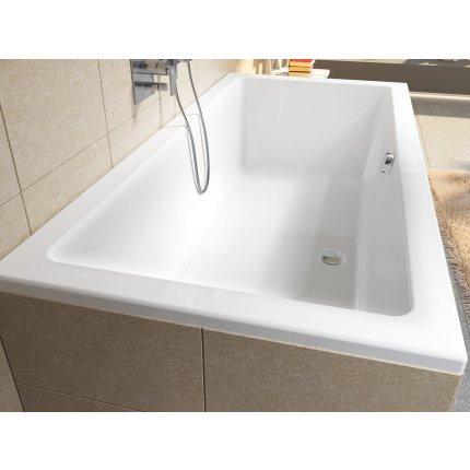 Cada baie rectangulara Riho Lusso 190x80cm, acril