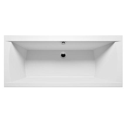 Cada baie rectangulara Riho Julia 180x80cm, acril