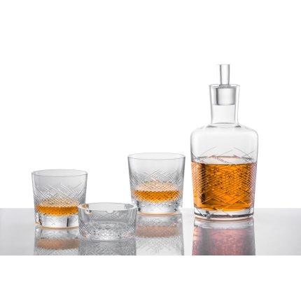 Scrumiera Zwiesel Glas Bar Premium No.2, design Charles Schumann, handmade, 92mm